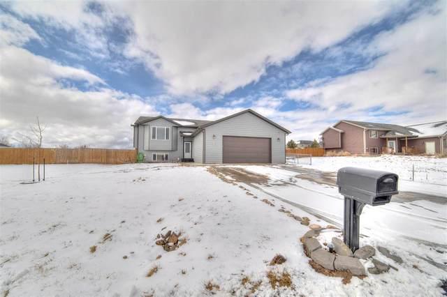 23015 Morninglight Dr, Rapid City, SD 57703 (MLS #63705) :: VIP Properties