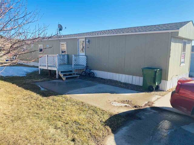 430 Marion St, Sturgis, SD 57785 (MLS #63708) :: Dupont Real Estate Inc.