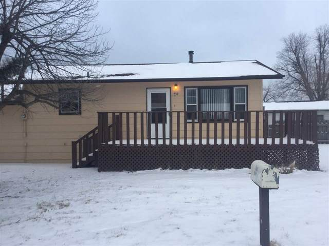 830 10th Street, Sturgis, SD 57785 (MLS #63710) :: Dupont Real Estate Inc.