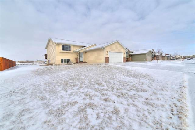 743 Radial Lane, Box Elder, SD 57719 (MLS #63716) :: Dupont Real Estate Inc.