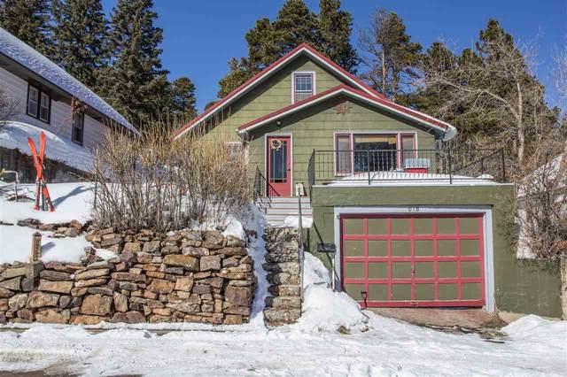 618 Ridge Road, Lead, SD 57754 (MLS #63720) :: Dupont Real Estate Inc.