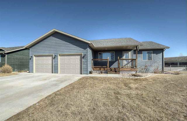 251 Juniper Street, Belle Fourche, SD 57717 (MLS #63728) :: Dupont Real Estate Inc.
