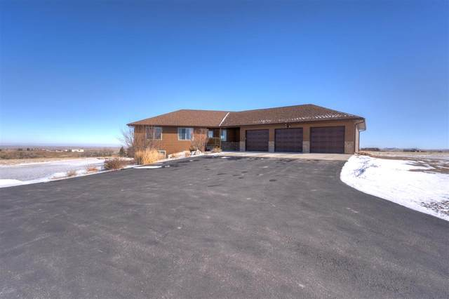 19236 Hat Ranch Drive, Belle Fourche, SD 57717 (MLS #63734) :: Dupont Real Estate Inc.