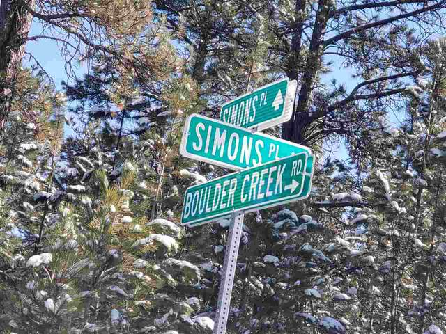 20826 Boulder Creek Road, Sturgis, SD 57785 (MLS #63740) :: Dupont Real Estate Inc.