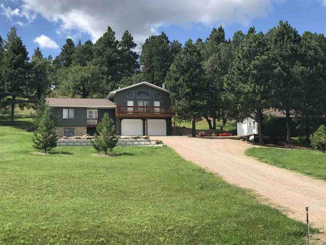 7535 Whitetail, Sturgis, SD 57785 (MLS #63754) :: Dupont Real Estate Inc.