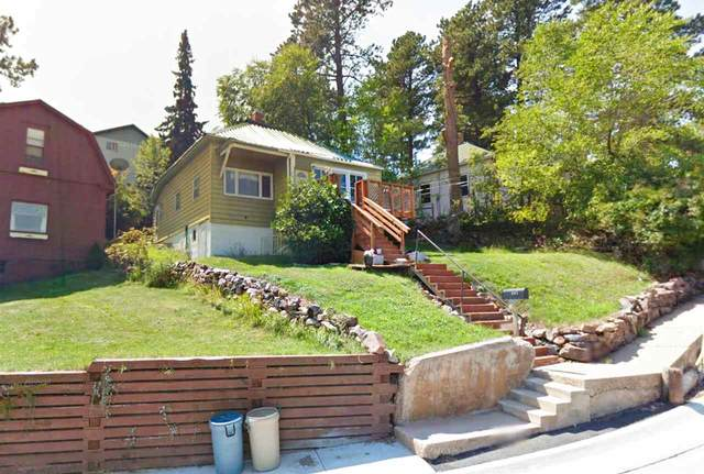 701 W Addie Street, Lead, SD 57754 (MLS #63766) :: Dupont Real Estate Inc.