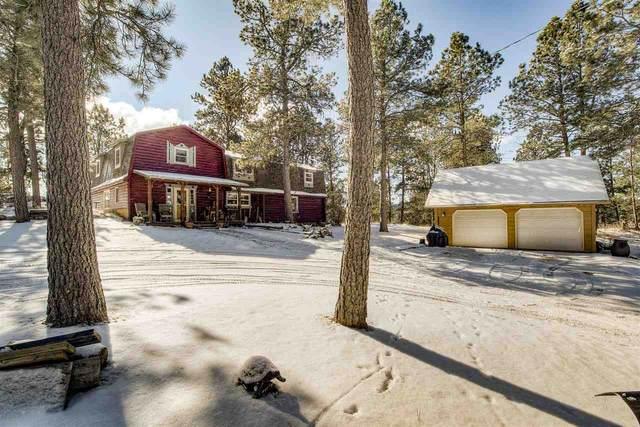 25562 Carroll Creek Road, Custer, SD 57730 (MLS #63768) :: Dupont Real Estate Inc.
