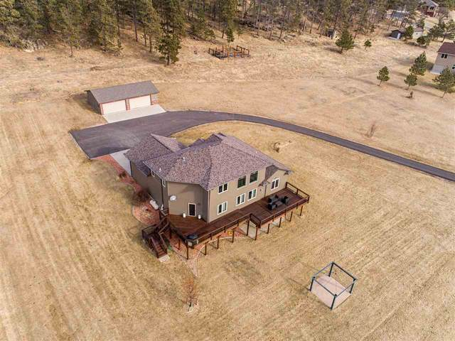 13466 Sawmill Road, Rapid City, SD 57702 (MLS #63781) :: Dupont Real Estate Inc.