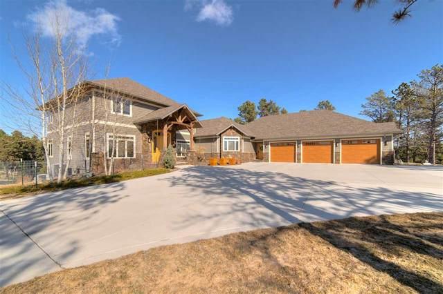 2150 Skyline Ranch Road, Rapid City, SD 57701 (MLS #63804) :: VIP Properties