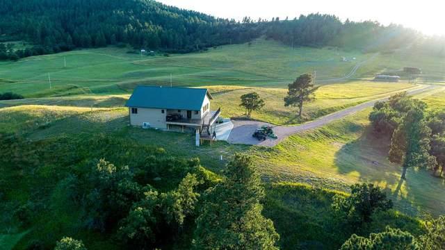 23 Rustic Cabin Trail, Devils Tower, WY 82714 (MLS #63834) :: VIP Properties