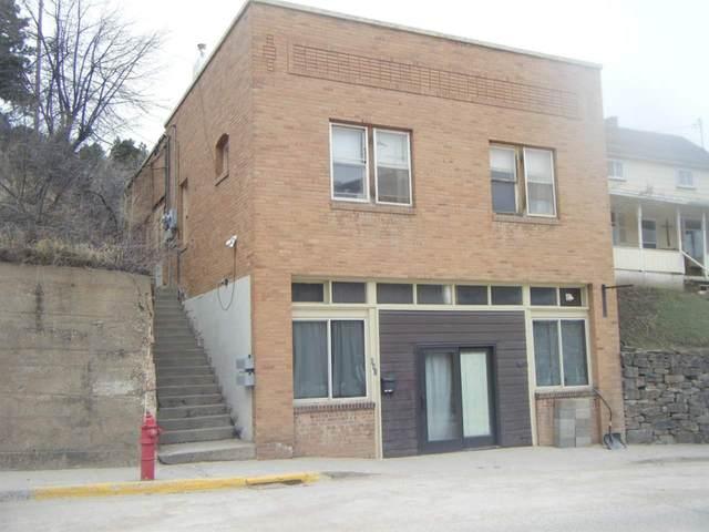 640 W Main Street, Lead, SD 57754 (MLS #63846) :: VIP Properties