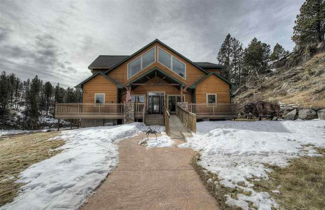 25429 Harry Mills Road, Custer, SD 57730 (MLS #63863) :: Christians Team Real Estate, Inc.
