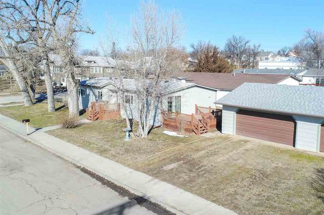805 Edmunds Street, Belle Fourche, SD 57717 (MLS #63869) :: VIP Properties