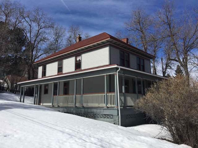 403 Bleeker Street, Lead, SD 57754 (MLS #63951) :: VIP Properties