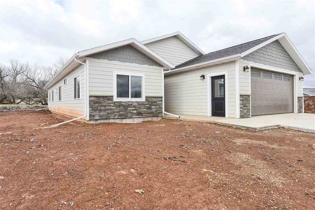 TBD lot 7 blk 3 Buckboard Circle, Belle Fourche, SD 57717 (MLS #63964) :: VIP Properties