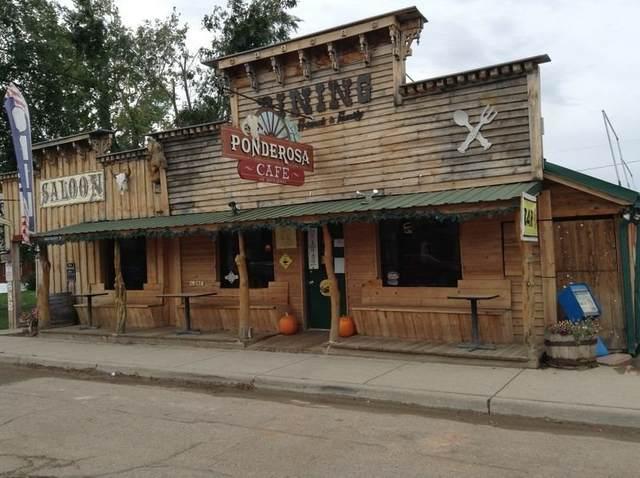 115 Main Street, Hulett, WY 82720 (MLS #64002) :: Christians Team Real Estate, Inc.