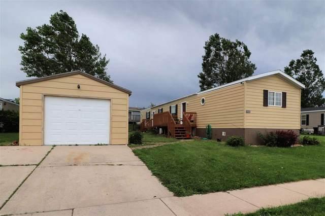 1128 Crow Peak Lane, Spearfish, SD 57783 (MLS #64006) :: VIP Properties