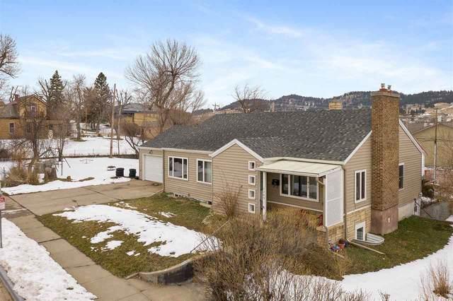 1305 Sherman Street, Sturgis, SD 57785 (MLS #64027) :: VIP Properties