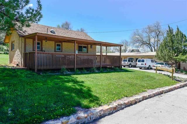 401 Battle Mountain Avenue, Hot Springs, SD 57747 (MLS #64030) :: VIP Properties