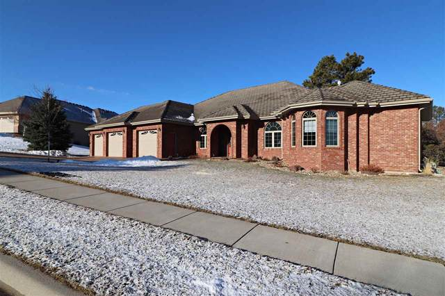 6713 Carnoustie Court, Rapid City, SD 57702 (MLS #64038) :: Christians Team Real Estate, Inc.