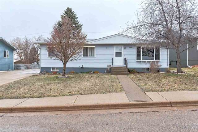 716 E Hudson Street, Spearfish, SD 57783 (MLS #64039) :: Christians Team Real Estate, Inc.