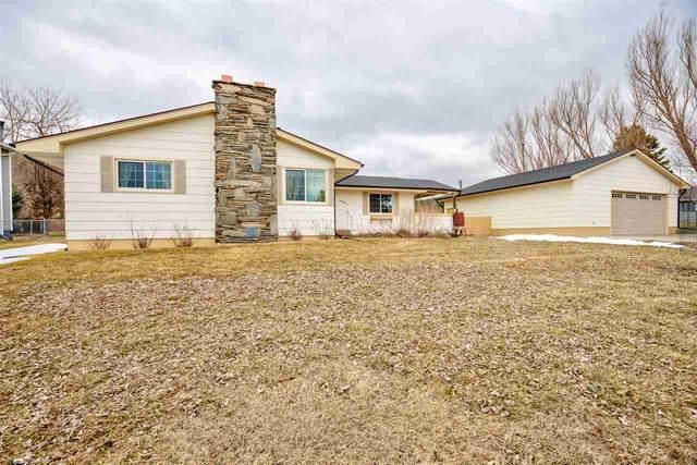 4506 Buckhorn Drive, Rapid City, SD 57702 (MLS #64061) :: Christians Team Real Estate, Inc.