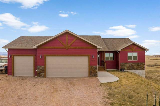 21871 141st Place, Piedmont, SD 57769 (MLS #64070) :: VIP Properties