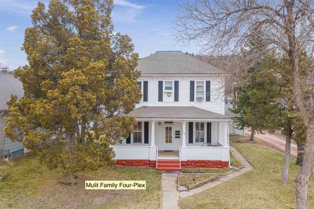 109 S 6th Street, Hot Springs, SD 57730 (MLS #64090) :: VIP Properties