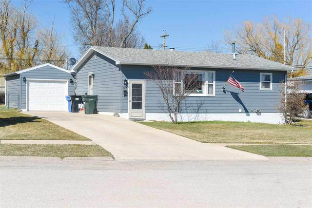 2058 12th Street, Belle Fourche, SD 57717 (MLS #64095) :: Christians Team Real Estate, Inc.