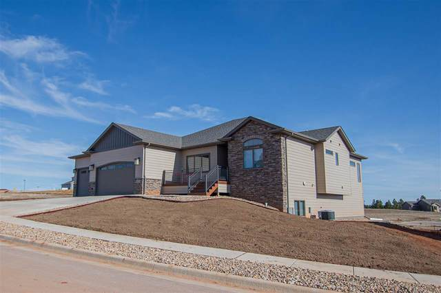 6026 Cloud Peak Drive, Rapid City, SD 57702 (MLS #64105) :: VIP Properties