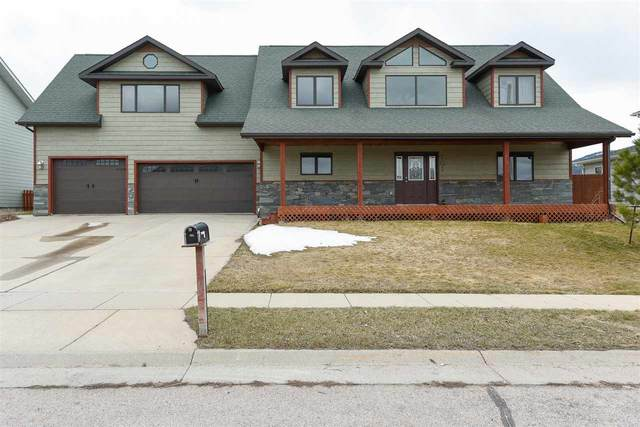 701 Maple Drive, Spearfish, SD 57783 (MLS #64108) :: Christians Team Real Estate, Inc.