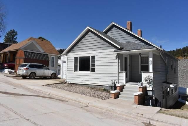 516 Mcquillan Avenue, Lead, SD 57754 (MLS #64142) :: VIP Properties