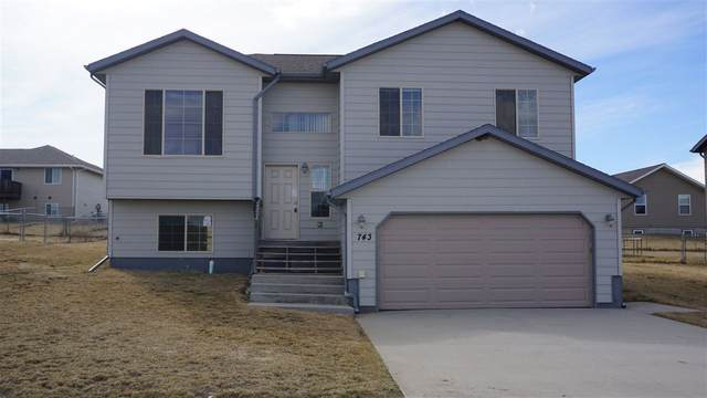 743 Bear Tooth Drive, Rapid City, SD 57703 (MLS #64145) :: Christians Team Real Estate, Inc.