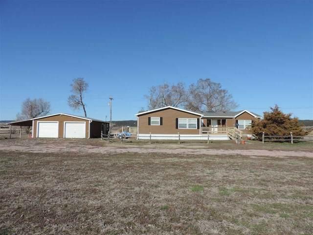 13303 N Angostora Road, Hot Springs, SD 57747 (MLS #64146) :: Christians Team Real Estate, Inc.