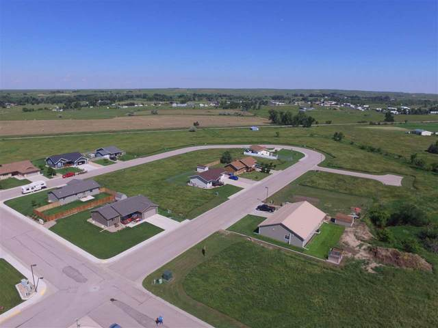 Lot 4 Blk 3 Dacar Street, Belle Fourche, SD 57717 (MLS #64181) :: Dupont Real Estate Inc.