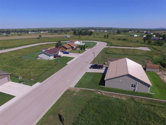 Lot 18 Blk 3 Dacar Street, Belle Fourche, SD 57717 (MLS #64190) :: Dupont Real Estate Inc.