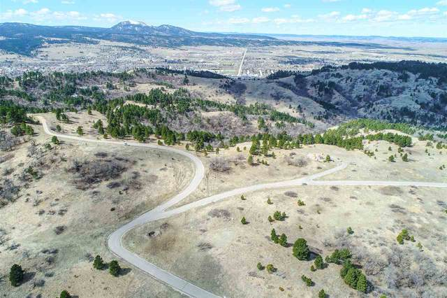 Tract 8B Lookout Vista Road, Spearfish, SD 57783 (MLS #64245) :: Dupont Real Estate Inc.