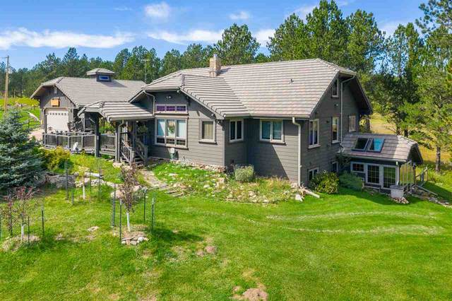 24933 Big Valley Trail, Custer, SD 57730 (MLS #64253) :: Dupont Real Estate Inc.