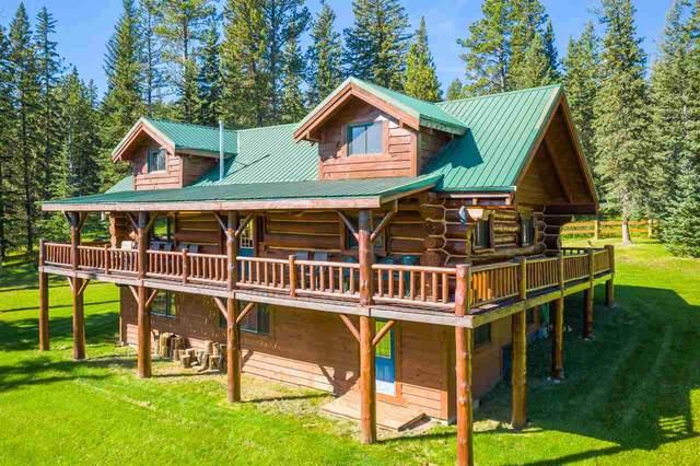 22709 Black Fox Camp Road, Hill City, SD 57745 (MLS #64300) :: Dupont Real Estate Inc.