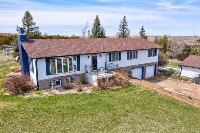 19125 Prairie Hills Road, Belle Fourche, SD 57717 (MLS #64323) :: Dupont Real Estate Inc.