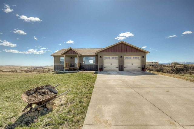 19208 Buckboard Circle, Belle Fourche, SD 57717 (MLS #64364) :: VIP Properties