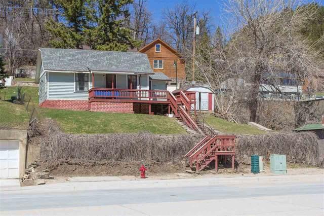 478 Main Street, Deadwood, SD 57732 (MLS #64381) :: Christians Team Real Estate, Inc.