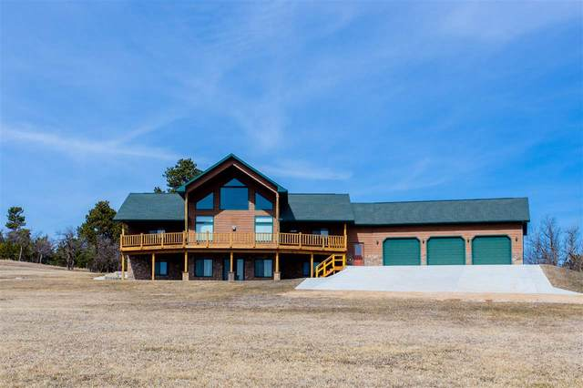 20304 Frontier Loop, Whitewood, SD 57793 (MLS #64505) :: VIP Properties