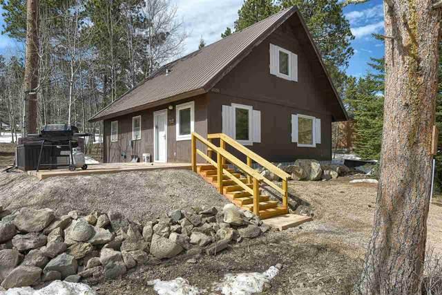 21155 Last Chance Trail, Lead, SD 57754 (MLS #64517) :: Christians Team Real Estate, Inc.