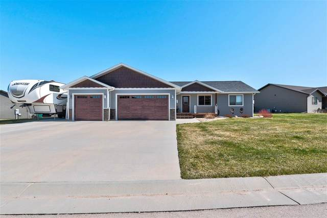 3810 Ward Avenue, Spearfish, SD 57783 (MLS #64528) :: VIP Properties