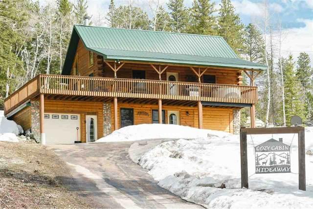 21180 Lookout Trail, Lead, SD 57754 (MLS #64534) :: VIP Properties