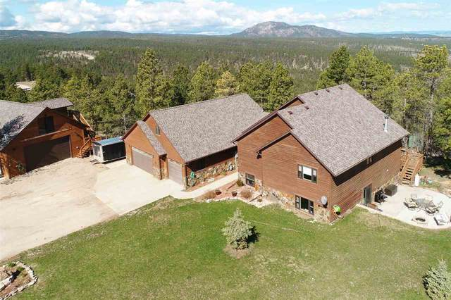 716 Elk Run Road, Spearfish, SD 57783 (MLS #64554) :: VIP Properties