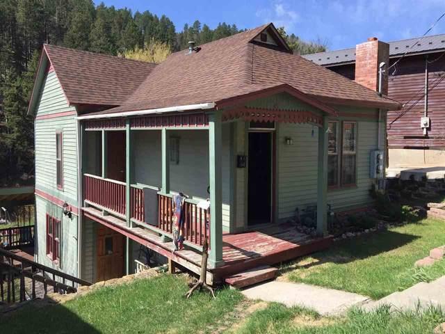 47 Denver Avenue, Deadwood, SD 57732 (MLS #64579) :: Christians Team Real Estate, Inc.