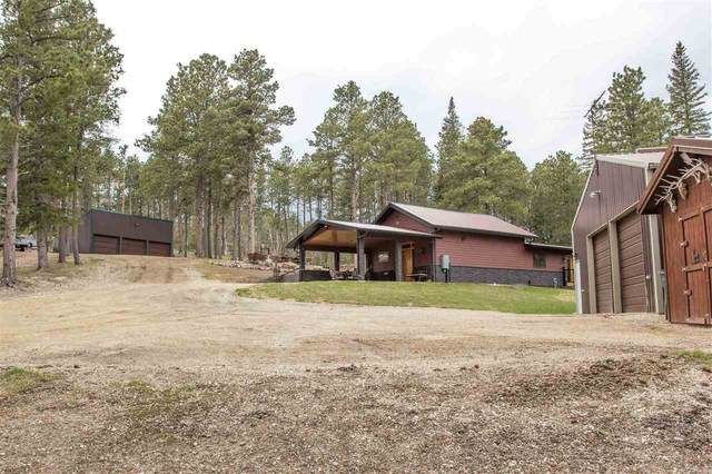 21615 High Country Court, Deadwood, SD 57732 (MLS #64607) :: Christians Team Real Estate, Inc.