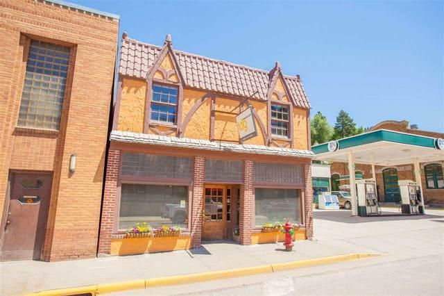 93 Sherman Street, Deadwood, SD 57732 (MLS #64631) :: Christians Team Real Estate, Inc.